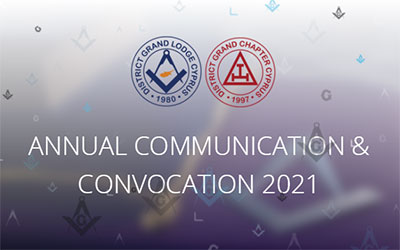 Annual Communication and Convocation 2021