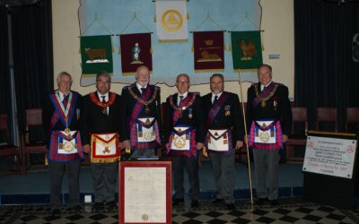 Royal Arch Chapter of Melita No 349 – Malta