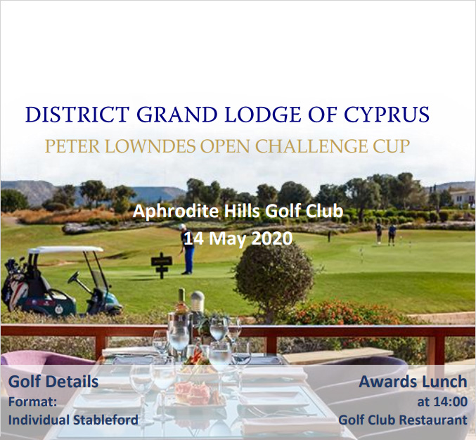 Peter Lowndes Open Challenge 2020